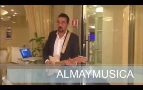 ALMAYMUSICA – Chitarra bar live!