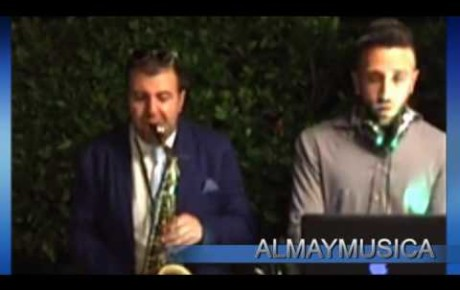 ALMAYMUSICA – DJ Andrea & SAX Enzo