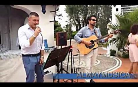 ALMAYMUSICA – DUO UNPLUGGED – FRANCESCO & GIANNI – Thinking Out Loud