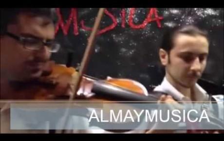 ALMAYMUSICA – Fisarmonica e Violino – IL POSTINO