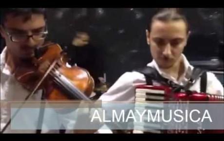 ALMAYMUSICA – Fisarmonica e Violino – LIBERTANGO