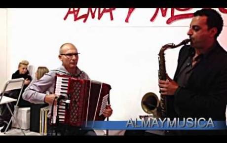 ALMAYMUSICA – Fisarmonica & Sax