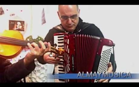 ALMAYMUSICA – Fisarmonica & Violino – Adagio