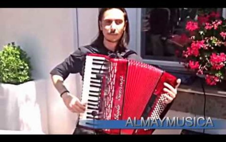 ALMAYMUSICA – Fisarmonica & Violino – Besame Mucho