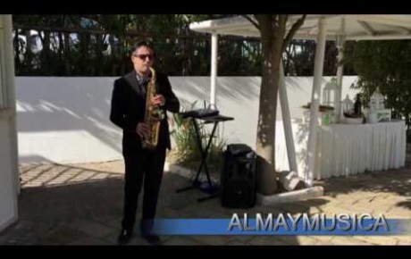 ALMAYMUSICA – GAETANO SAX – fly me to the moon