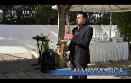 ALMAYMUSICA – GAETANO SAX – Il Cielo In Una Stanza