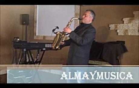 ALMAYMUSICA – JERRY SAX BAR – Il garibladi innamorato