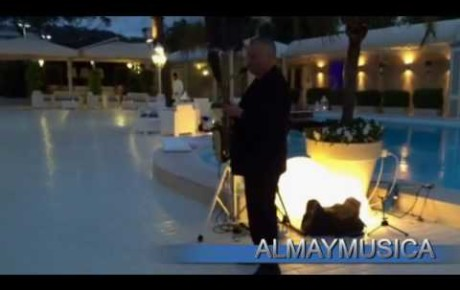 ALMAYMUSICA – JERRY SAX BAR – Let it be
