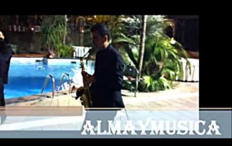 ALMAYMUSICA – PIETRO SAX – How Deep Is Your Love