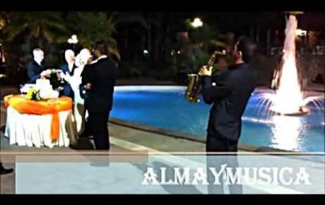 ALMAYMUSICA – PIETRO SAX – Una Lunga storia D'amore