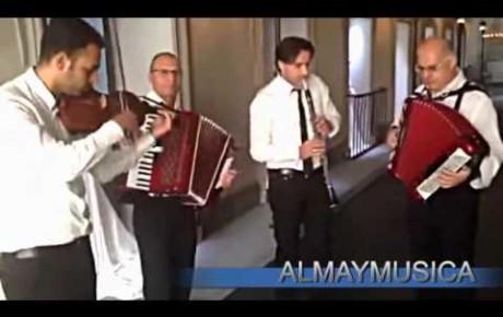 ALMAYMUSICA – QUARTETTO Fisarmonica Violino E Clarinetto