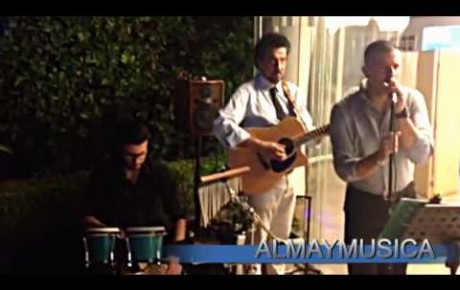 ALMAYMUSICA – TRIO UNPLUGGED – FRANCESCO – Stand By Me