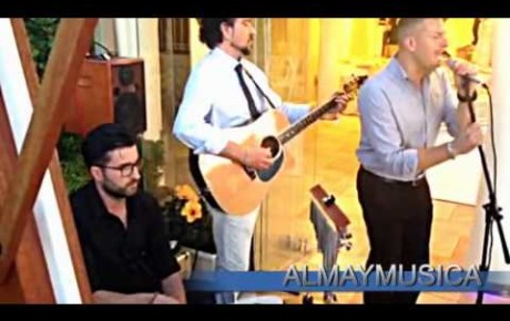 ALMAYMUSICA – TRIO UNPLUGGED – FRANCESCO – Just The Way You Are
