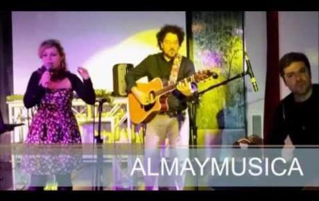 ALMAYMUSICA – ALESSANDRA – CHITARRA E PERCUSSIONI