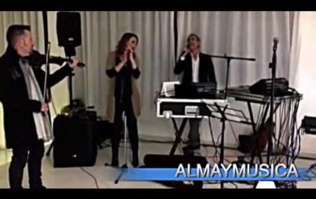 ALMAYMUSICA – ANTONELLO & OLGA – Chiammame