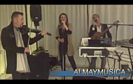 ALMAYMUSICA – ANTONELLO & OLGA – El Perdón