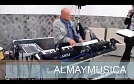 ALMAYMUSICA – CHIARA – PERCUSSIONE PIANO