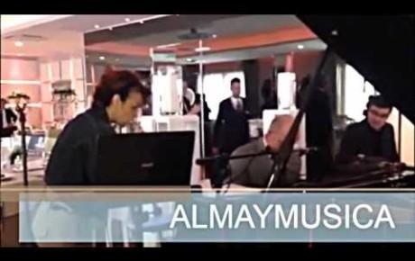 ALMAYMUSICA – CHIARA – PIANO ACUSTICO E PERCUSSIONI