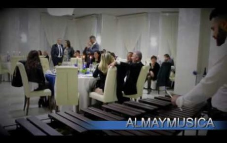 ALMAYMUSICA – CLAUDIO MARIMBA – Marimba Show