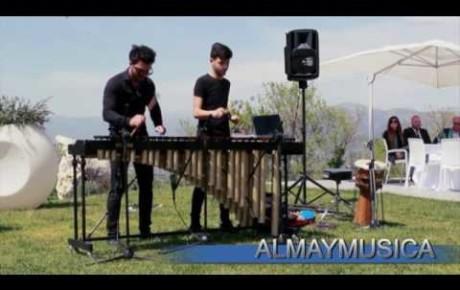 ALMAYMUSICA – CLAUDIO MARIMBA – Medley