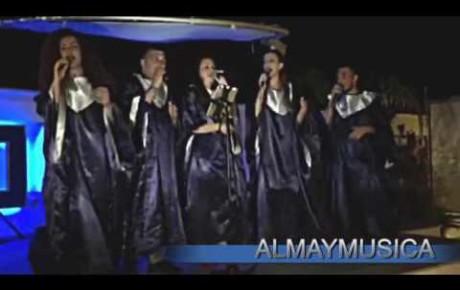 ALMAYMUSICA – CORO GOSPEL – Love Never Feel So Good
