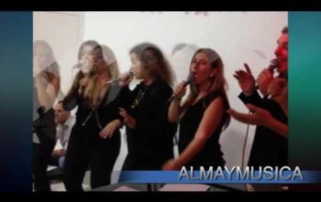 ALMAYMUSICA – CORO GOSPEL – RATHER BE