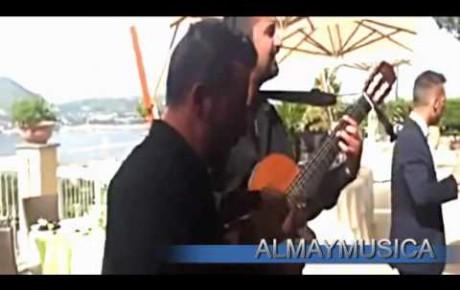 ALMAYMUSICA – FRANCESCO GIGI – Duo Posteggia – Chella Lla