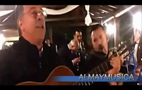 ALMAYMUSICA – GIANNI GIGI – Duo Posteggia – Lazzarella