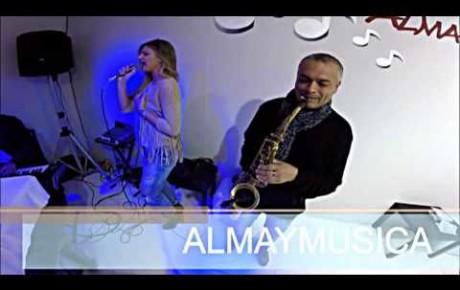 ALMAYMUSICA – GIULIA – Ain't No Sunshine