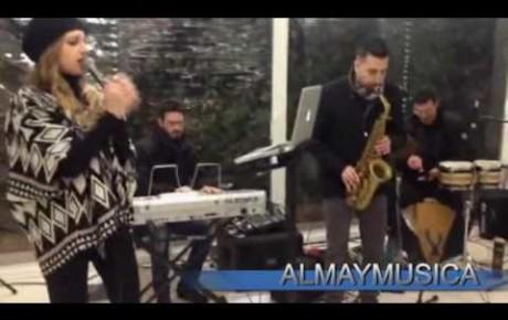 ALMAYMUSICA – GIULIA – Sing it back