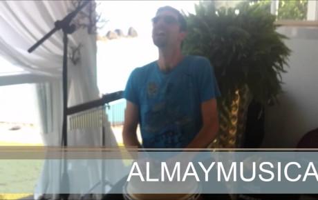 ALMAYMUSICA – mimmo percussionista particolare