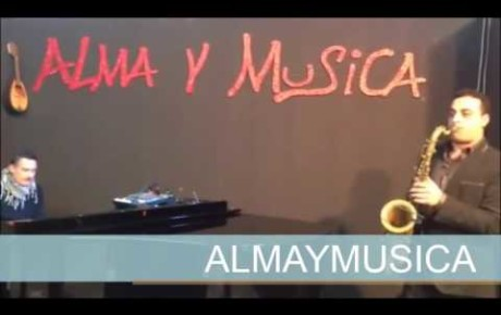 ALMAYMUSICA – piano e sax – can't take my eyes off of you