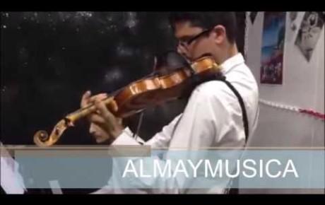 ALMAYMUSICA – piano e violino live in fiera