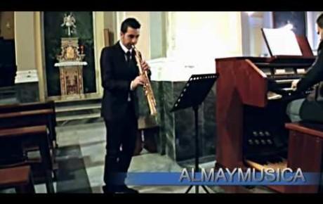 ALMAYMUSICA – PIETRO ROBERTO – Organo E Sax Soprano