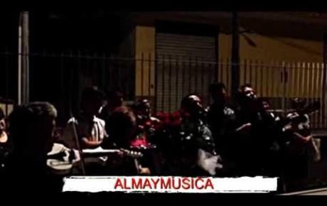 ALMAYMUSICA – SERENATA – CHITARRA VIOLINO E FISARMONICA