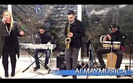 ALMAYMUSICA – TONIA – A Me Me Piace o Blues