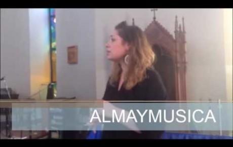 ALMAYMUSICA – TONIA – Ave Maria