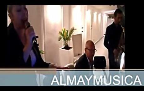 ALMAYMUSICA – TONIA – PIANO E SAX