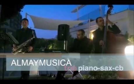 ALMAYMUSICA – trio jazz strumentale