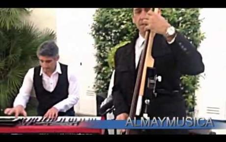 ALMAYMUSICA – TRIO STRUMENTALE JAZZ SWING BOSSA – Moondance