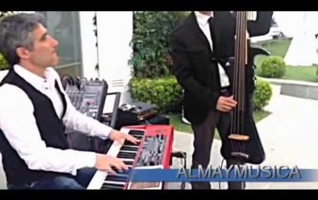 ALMAYMUSICA – TRIO STRUMENTALE JAZZ SWING BOSSA -