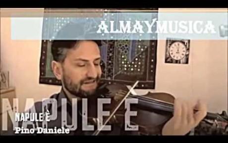 ALMAYMUSICA – VIOLIN EMOTION – ARMANDO