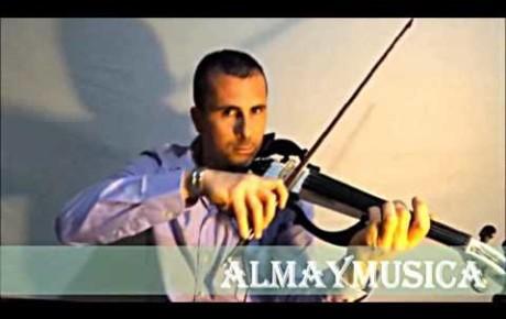 ALMAYMUSICA – VIOLINO CLAUDIO ELETTRICO